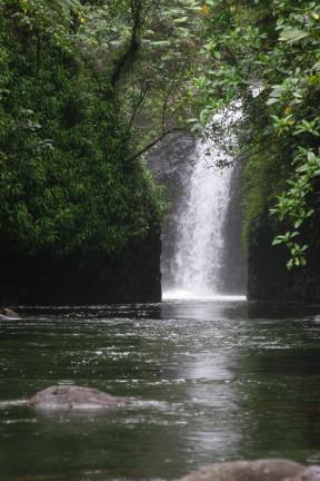 Waterfalls, Taveuni, Fiji