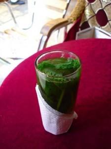 Mint Tea: Morocco