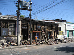 Terremoto en Temuco