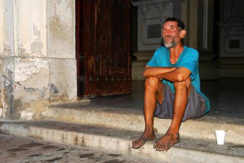Nicaraguan man