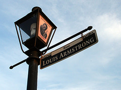 Rue Louis Armstrong
