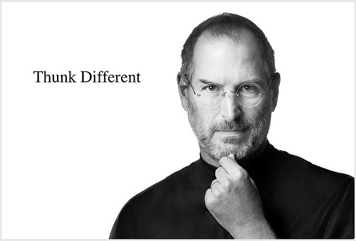 Steve Jobs, CEO of Apple