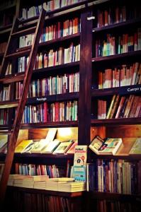 A Buenos Aires bookshop