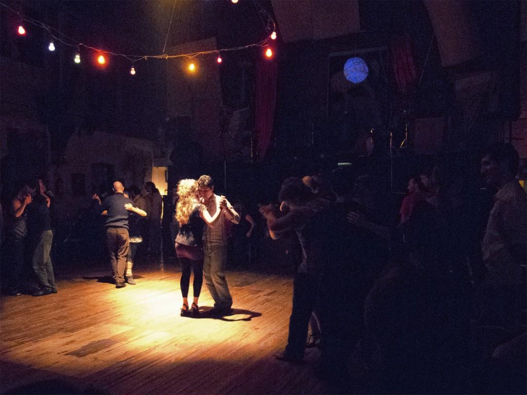 Tango in La Catedral