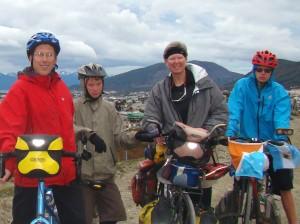 family in ushuaia