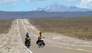 bike touring argentina