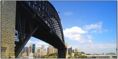 Sydney - Harbor Bridge