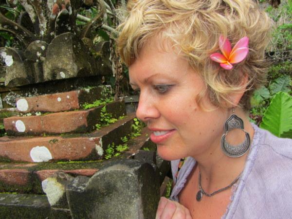 Val in Bali