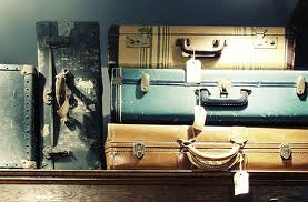 old suitcases 1