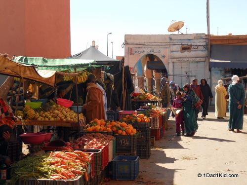 Market in Guelmim