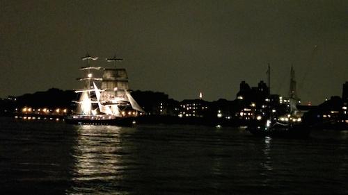 Tall Ships Festival - London