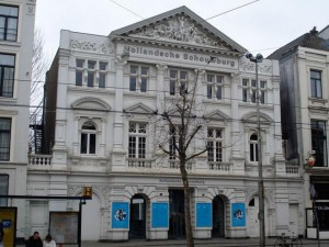 Hollandsche Schouwburg (Dutch Theatre)