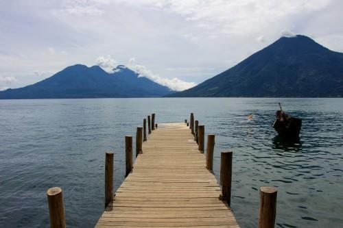 Lago de Atitlan- 2014