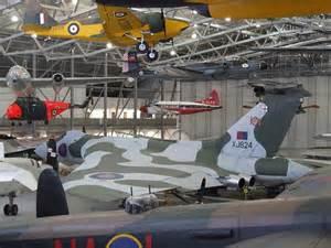 RAF Duxford exhibits