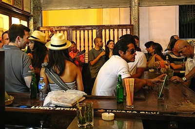 Vagabonding-07-Cuba-La-Bodeguita-del-Medio-bar-in-Old-Havana