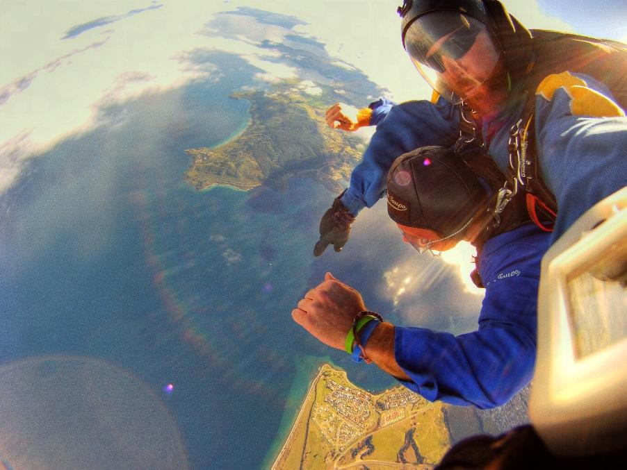 Skydive NZ
