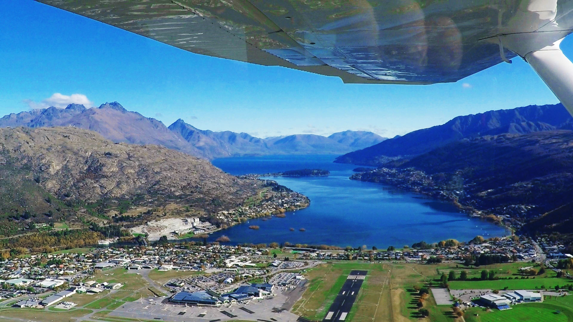 Queenstown Flights