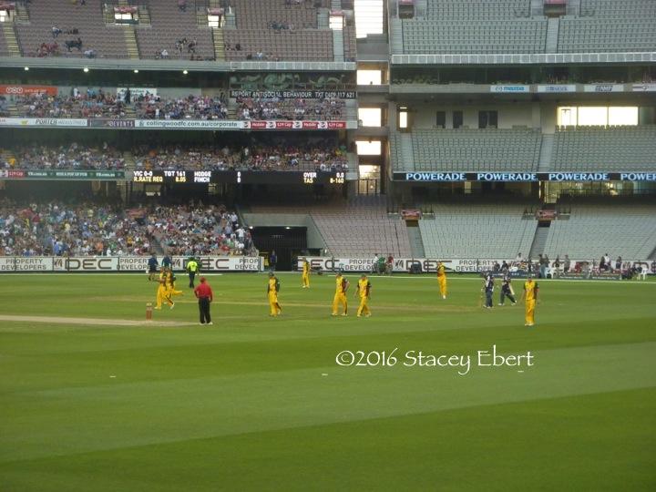 the cricket - Melbourne, Australia - thegiftoftravel.wordpress.com