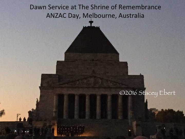 The Shrine of Remembrance - thegiftoftravel.wordpress.com
